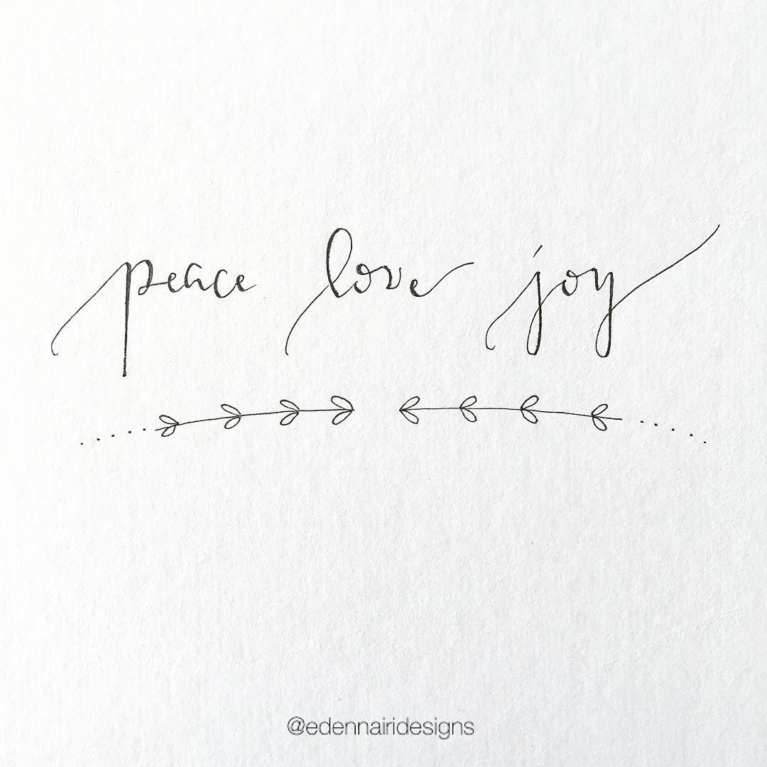 Peace Love Joy Quotes Peacelovejoy Anything & Everything  Pinterest  Peace