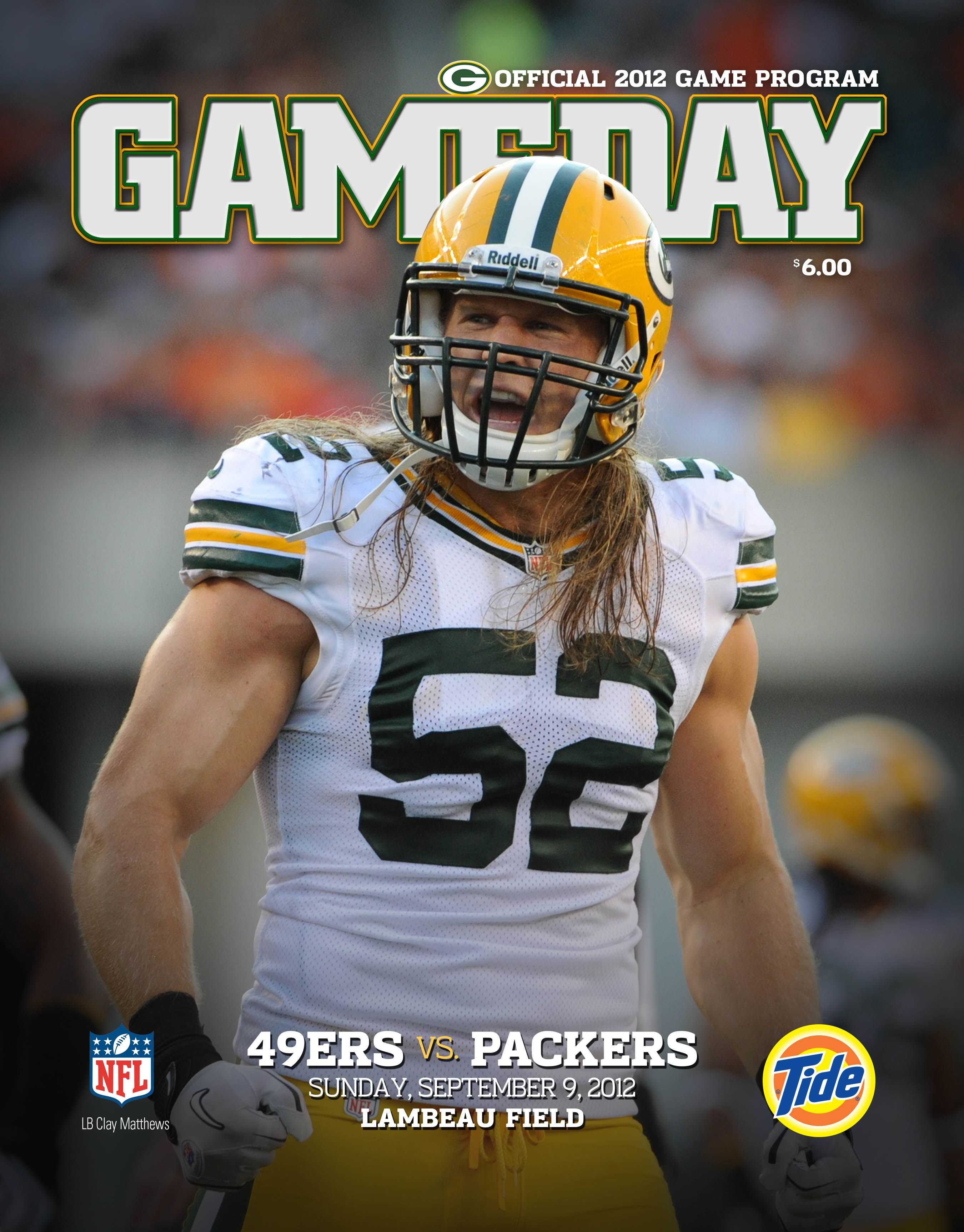 Pin By Laura Hardie On Green Bay Packers In 2020 Green Bay Packers Football Green Bay Packers Fans Clay Matthews