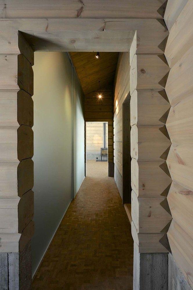 Gallery - Log House / JVA - 4