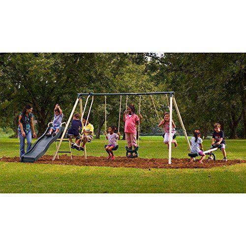 Flexible Flyer Backyard Swingin Fun   Kids outdoor swing ...