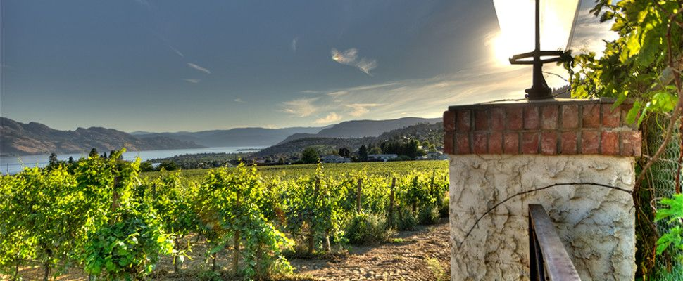 Westside Wine Trail West Kelowna Bc Pictured Beaumont Winery