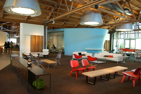 Herman Miller Showroom In Los Angeles