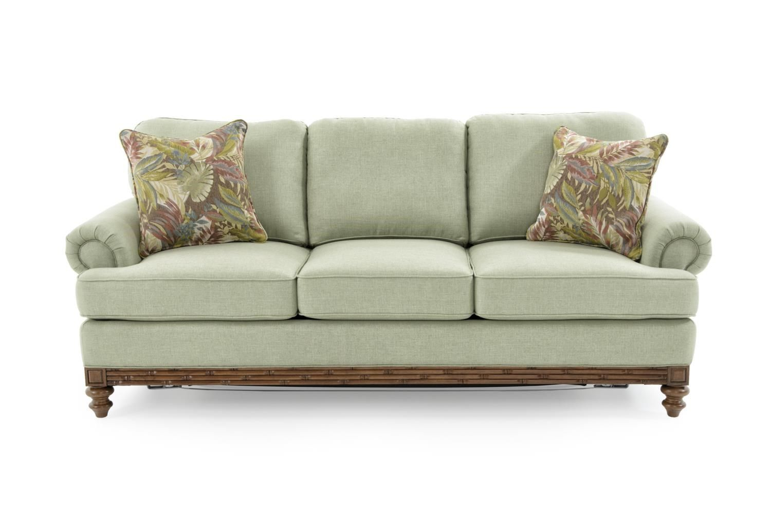 1526 Queen Sleeper Sofa by Synergy Home Furnishings at