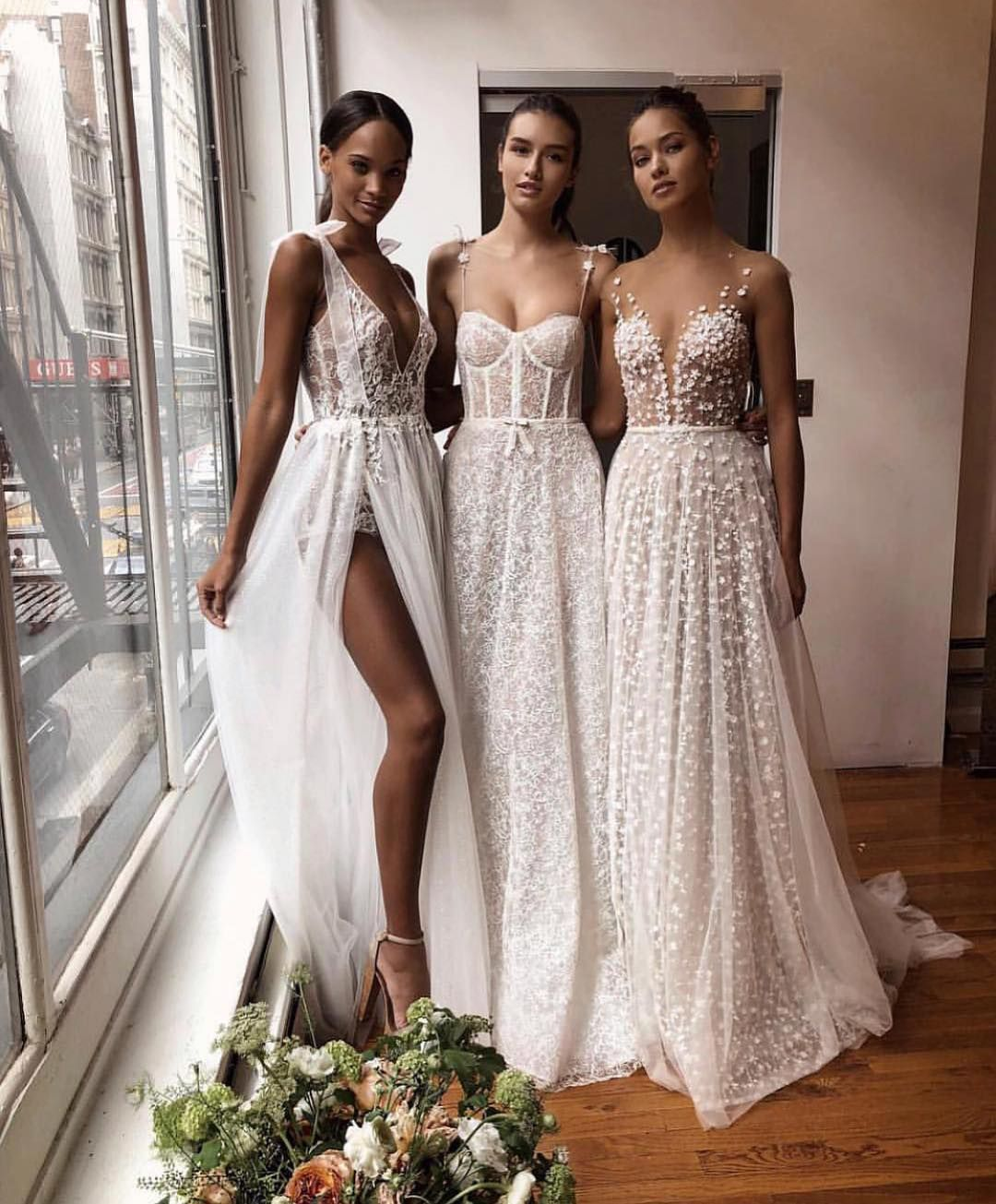 Streetstyle Inspirations On Instagram Berta Via Luxury Fashion Style Tag Thestreetograph Or Use Thes Wedding Dresses Wedding Outfit Bridesmaid Dresses