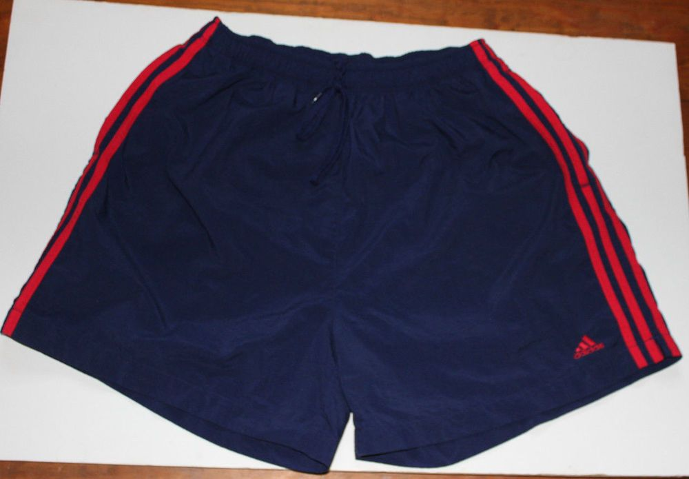 short homme running adidas blue