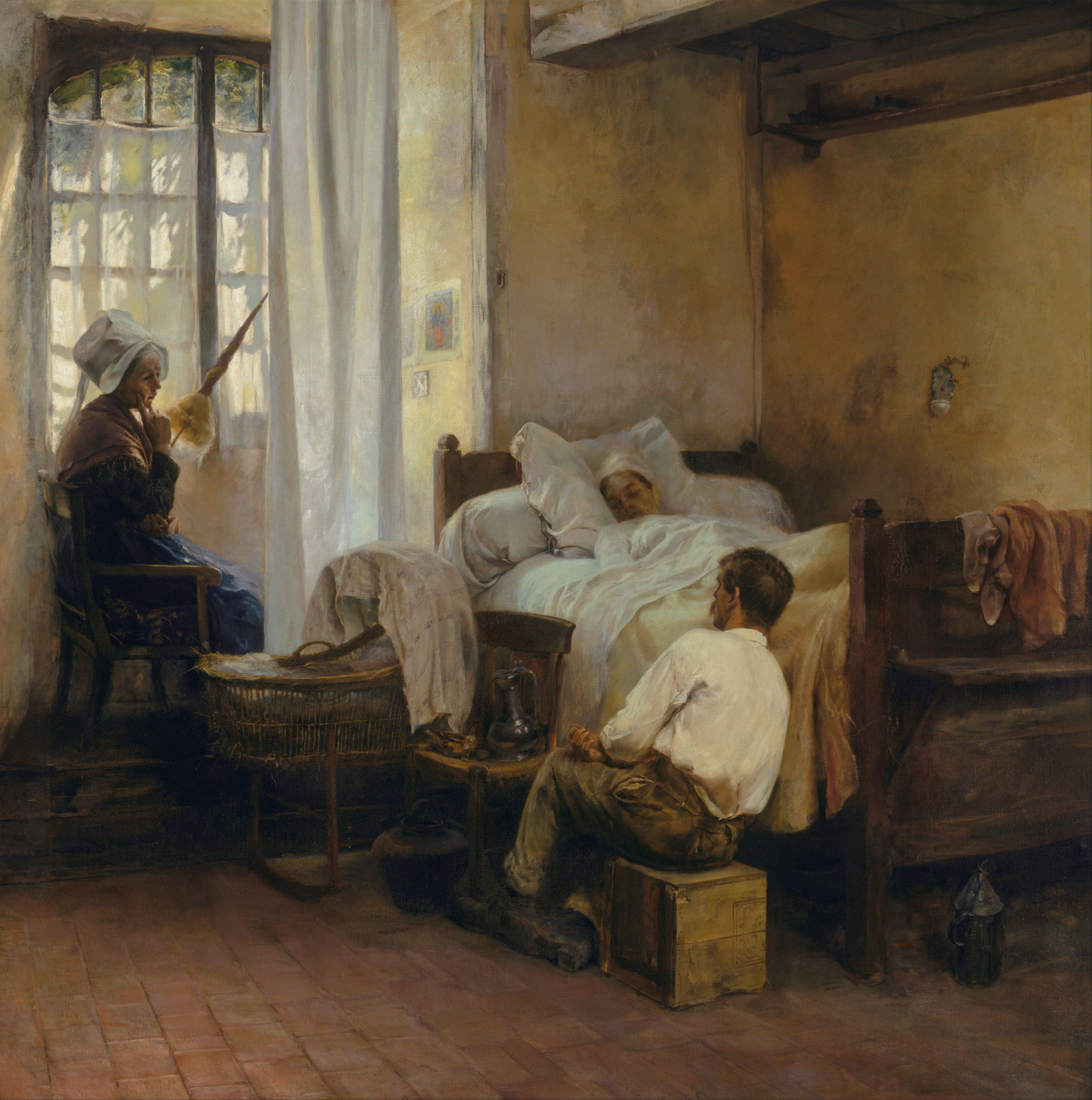 Gaston La Touche (1854 – 1913) – Pintor Francês_1