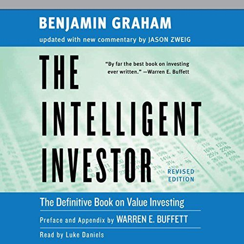 The Intelligent Investor Rev Ed   Benjamin graham. Value investing. Investors