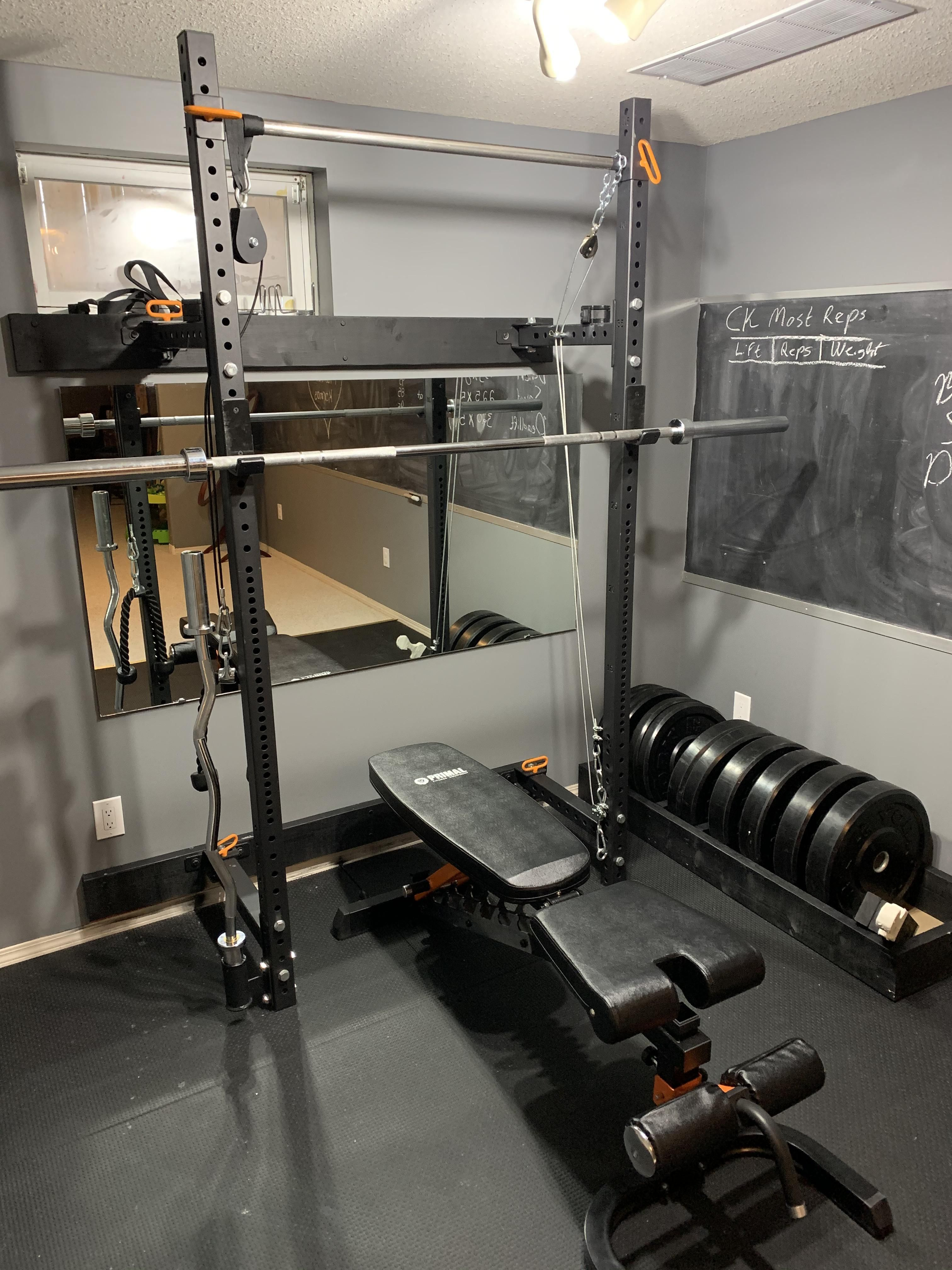Lockdown Gym Update fitness fitnessmotivation