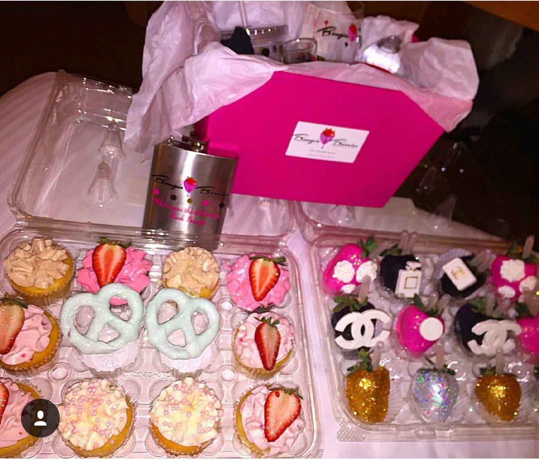 Pin by Cherish Love on FOOD!!! 17th birthday ideas