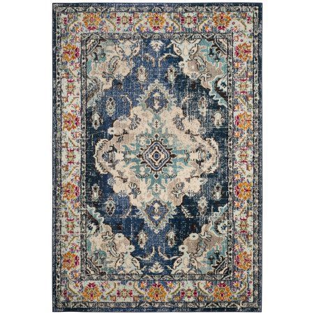 Safavieh Monaco Toria Power Loomed Area Rug Or Runner