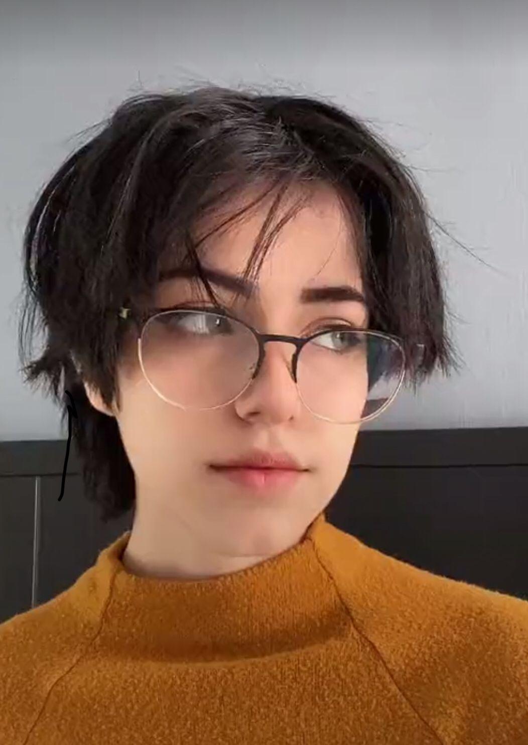 Hakucoss On Tiktok Hakukocos On Instagram Korean Girl Photo Hair Korean Girl