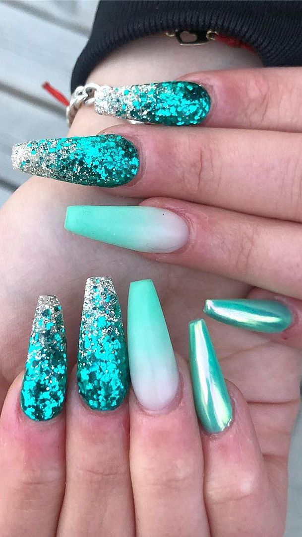 Top 100 Acrylic Nail Designs of May 2019. Web Page 66