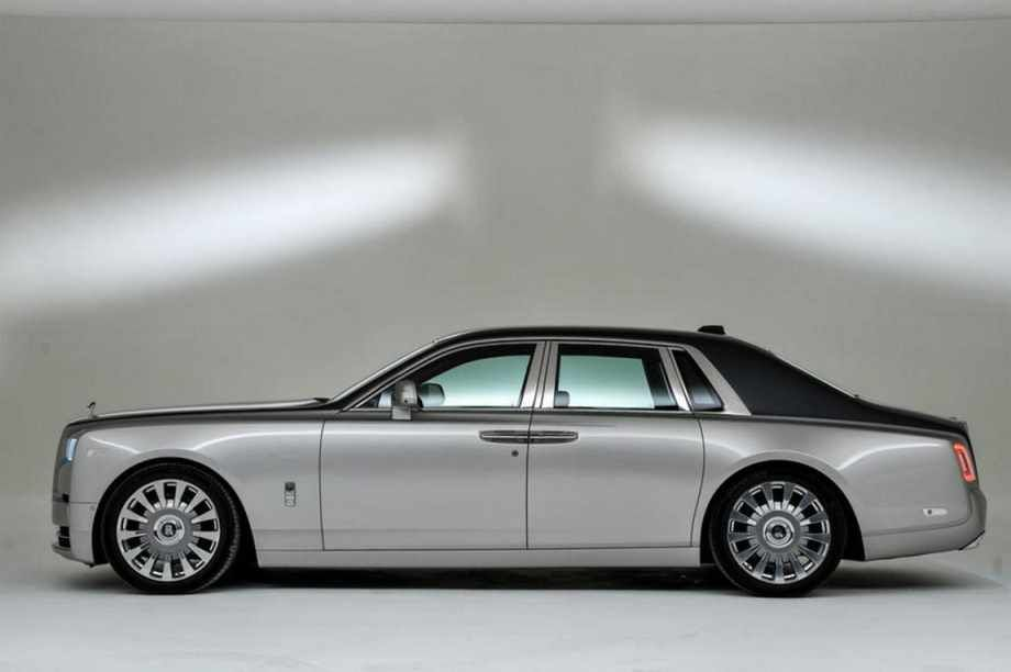 Rolls-Royce Phantom 2020 – 8 generation of the best car in the ...