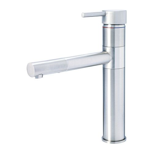 HOVSKÄR Single Lever Kitchen Faucet   Stainless Steel Color   IKEA
