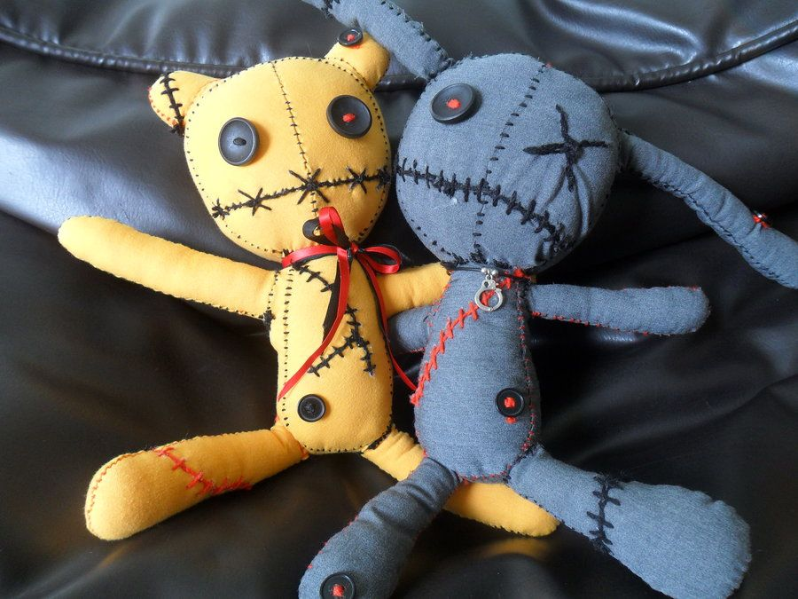 Voodoo dolls by CaseyRulz101 on DeviantArt | A-primăvara 2018 ...