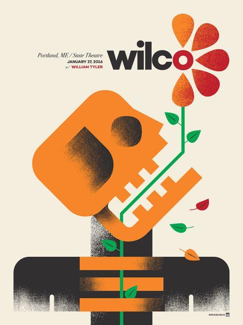 Setlist: Wilco January 27, 2016 Portland, ME   State ...