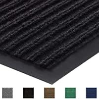 Gorilla Grip Original Commercial Grade Rubber Floor Mat 29x17 Heavy Duty Durable Doormat for Indoor and Outdoor Waterproof Easy Clean Low-Profile Mats for Entry Patio High Traffic Black          Disclaimer: I am an Amazon associate and I will have a commission if you buy this product from the amazon website without any additional cost on you. #ad #affiliate #outdoor #doormats #homedecor