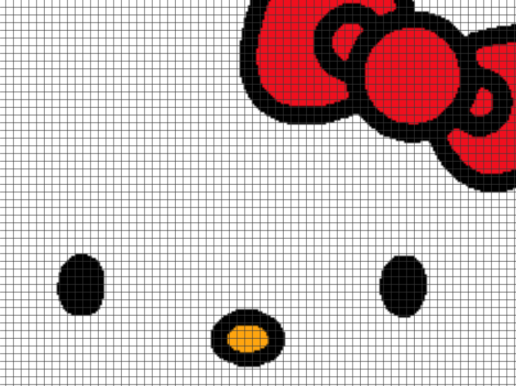 Where to Buy HELLO KITTY Graphghan Pattern - 2014 Crochet Patterns ...