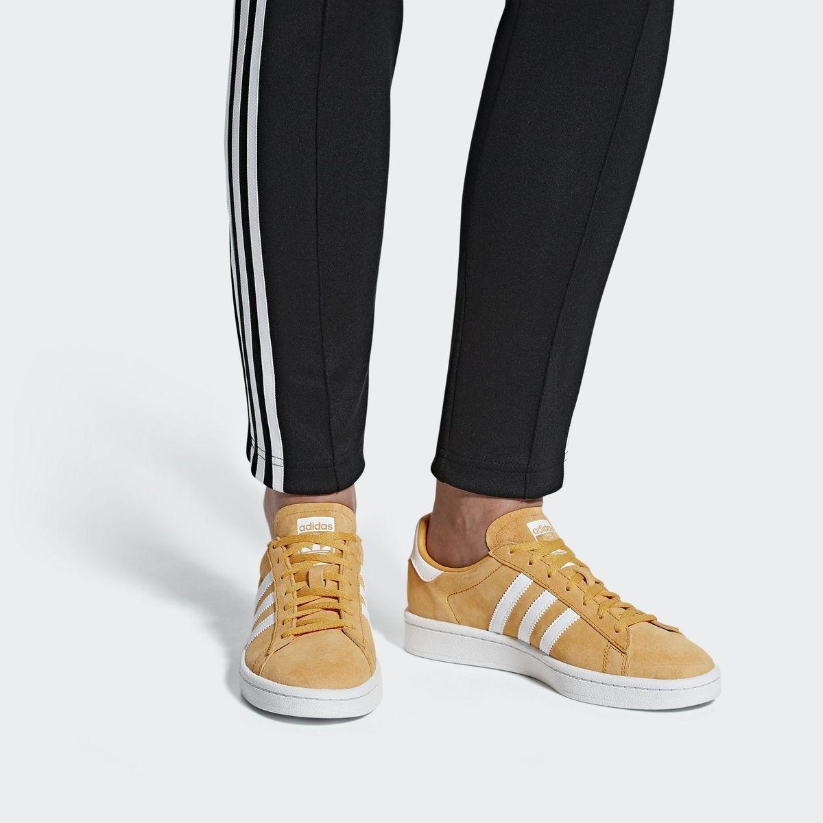 adidas campus femme kaki