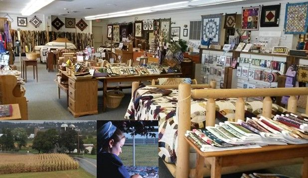 SHOP OF THE DAY! PENNSYLVANIA! The Quilt Shop at Miller's 2811 ... : quilt shops pennsylvania - Adamdwight.com