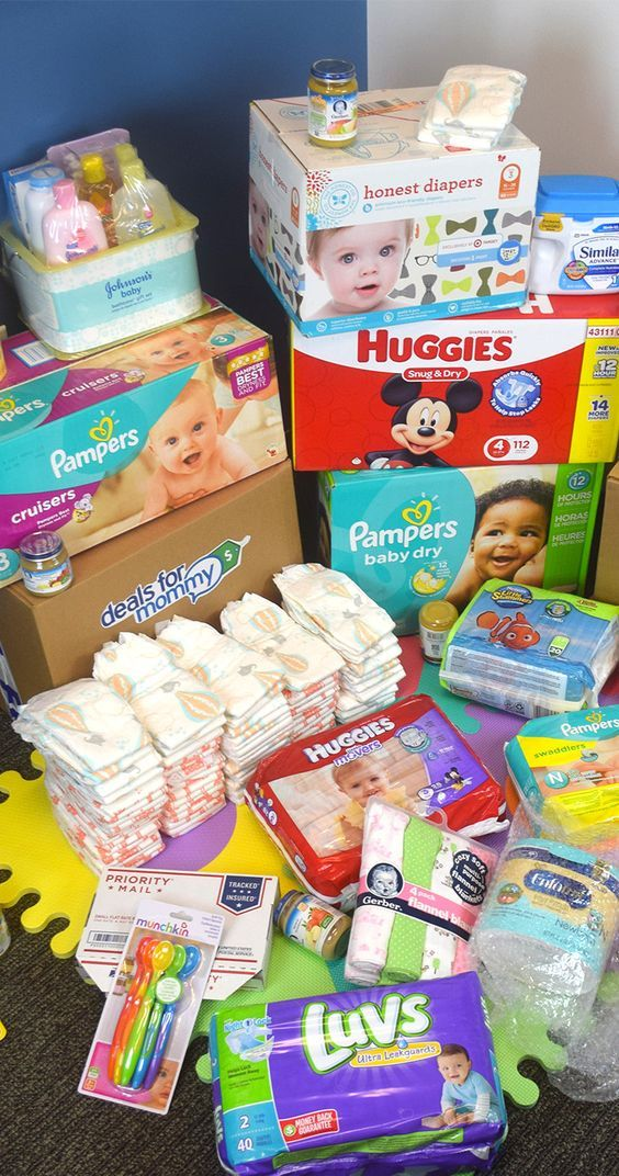 FREE BABY Diaper Bags Filled with Free Baby Samples Free Baby - food list samples