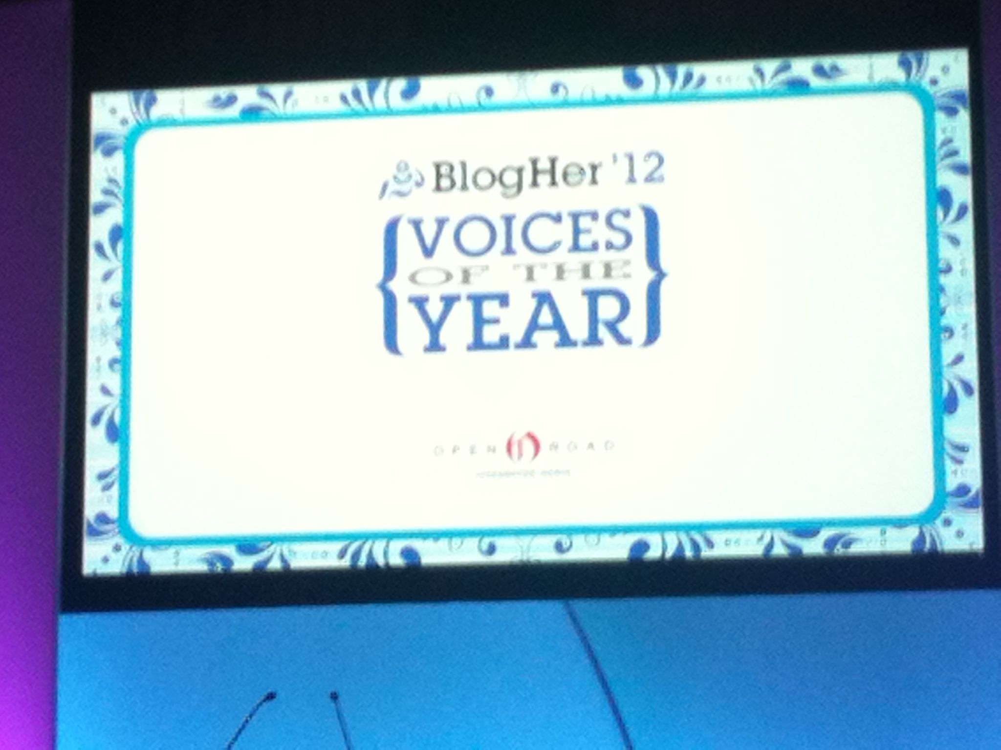 BlogHer12: A recap from my perspective.