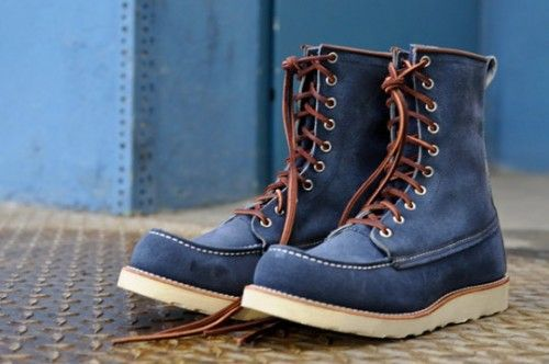 1000  images about Redwing Boots on Pinterest | Red wing boots ...