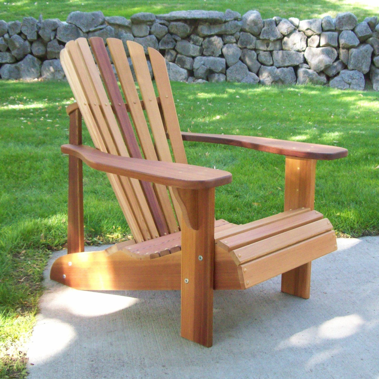 Outdoor Wood Country T&L Adirondack Chair TLAD