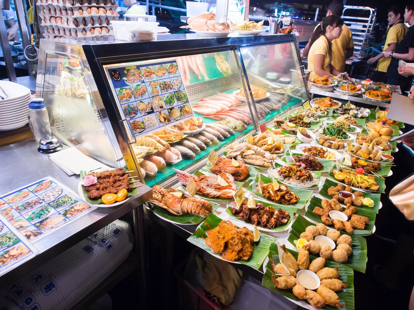 The Crazy Rich Asians Guide To Singapore Hawker Food With
