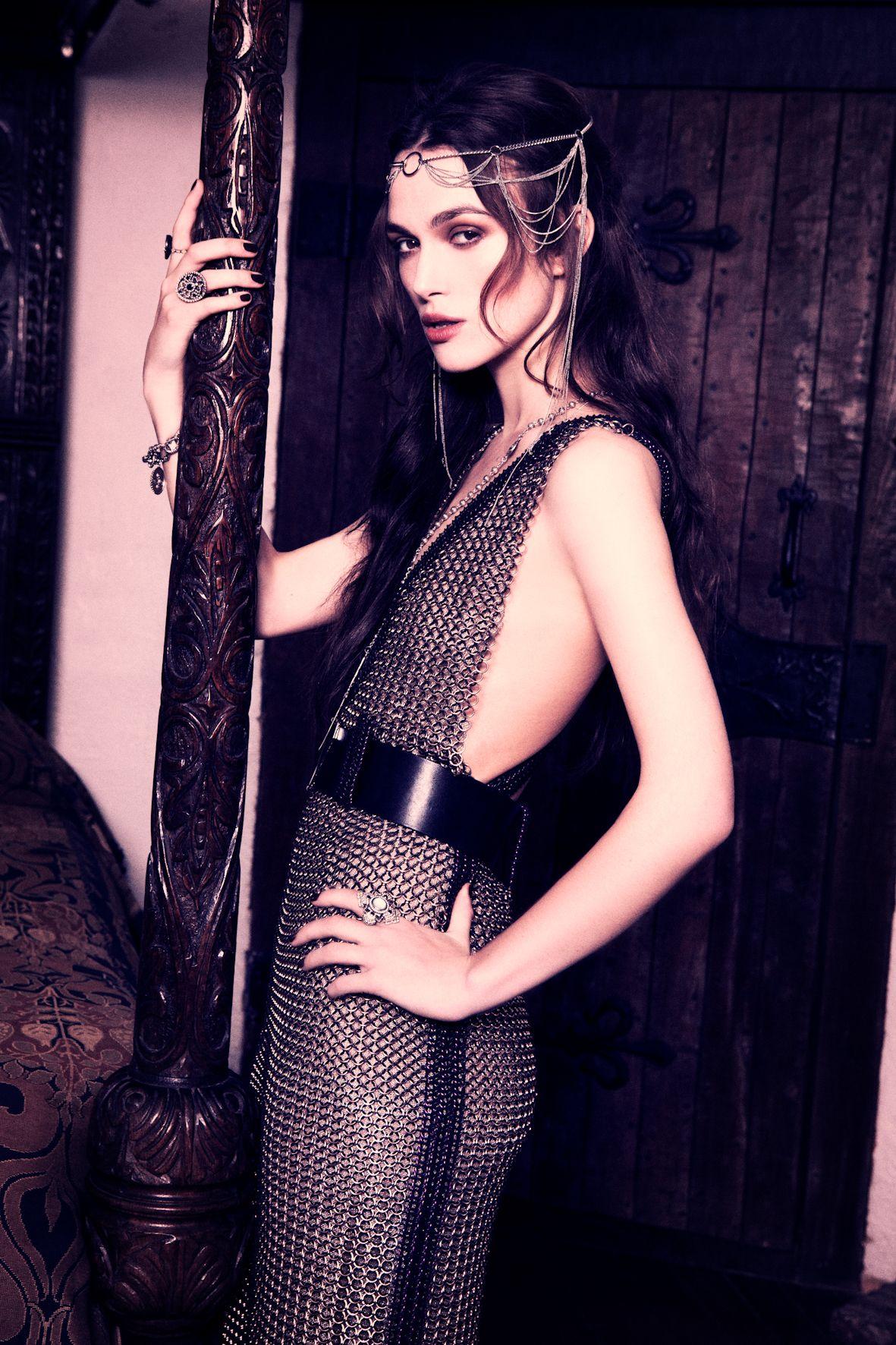 Keira Knightley photographed by Ellen von Unwerth