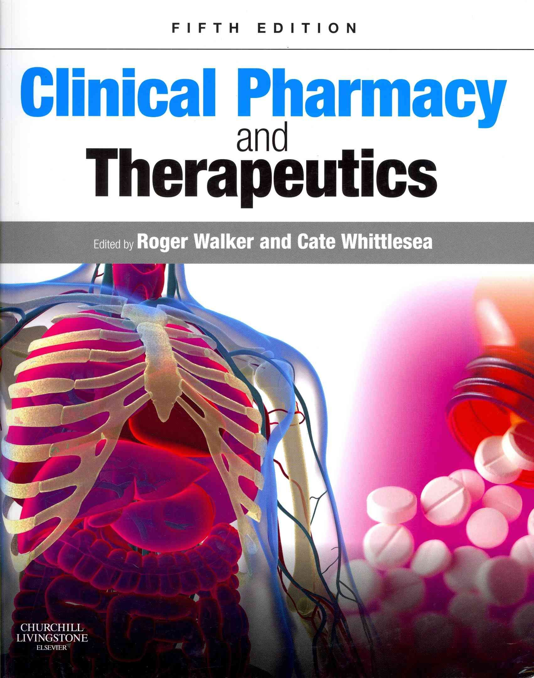 Clinical Pharmacy and Therapeutics | Books | Pinterest | Pharmacy ...