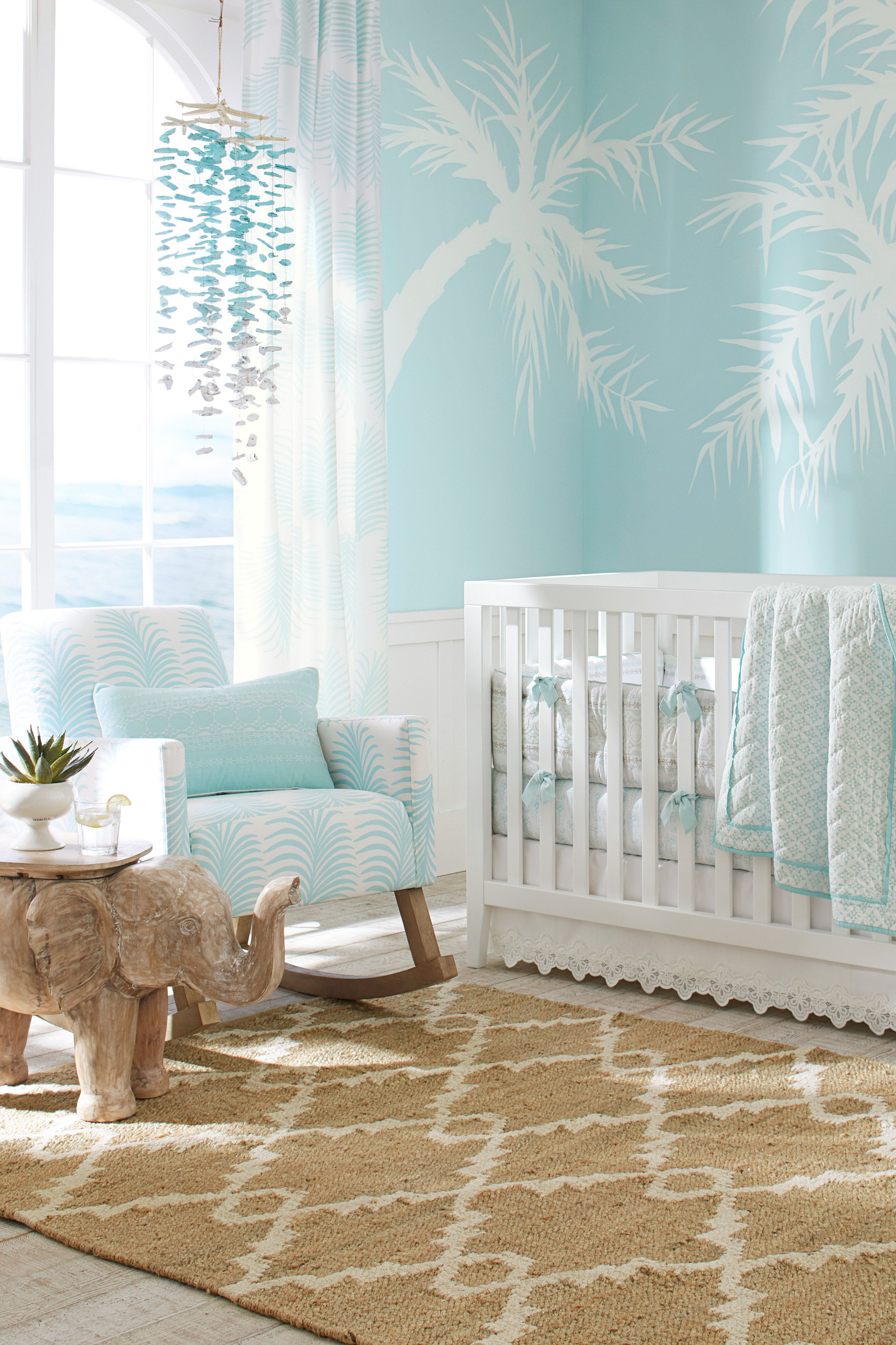 Nursery Room: As A New Parent, You'll Be Spending A Lot Of Time In Your