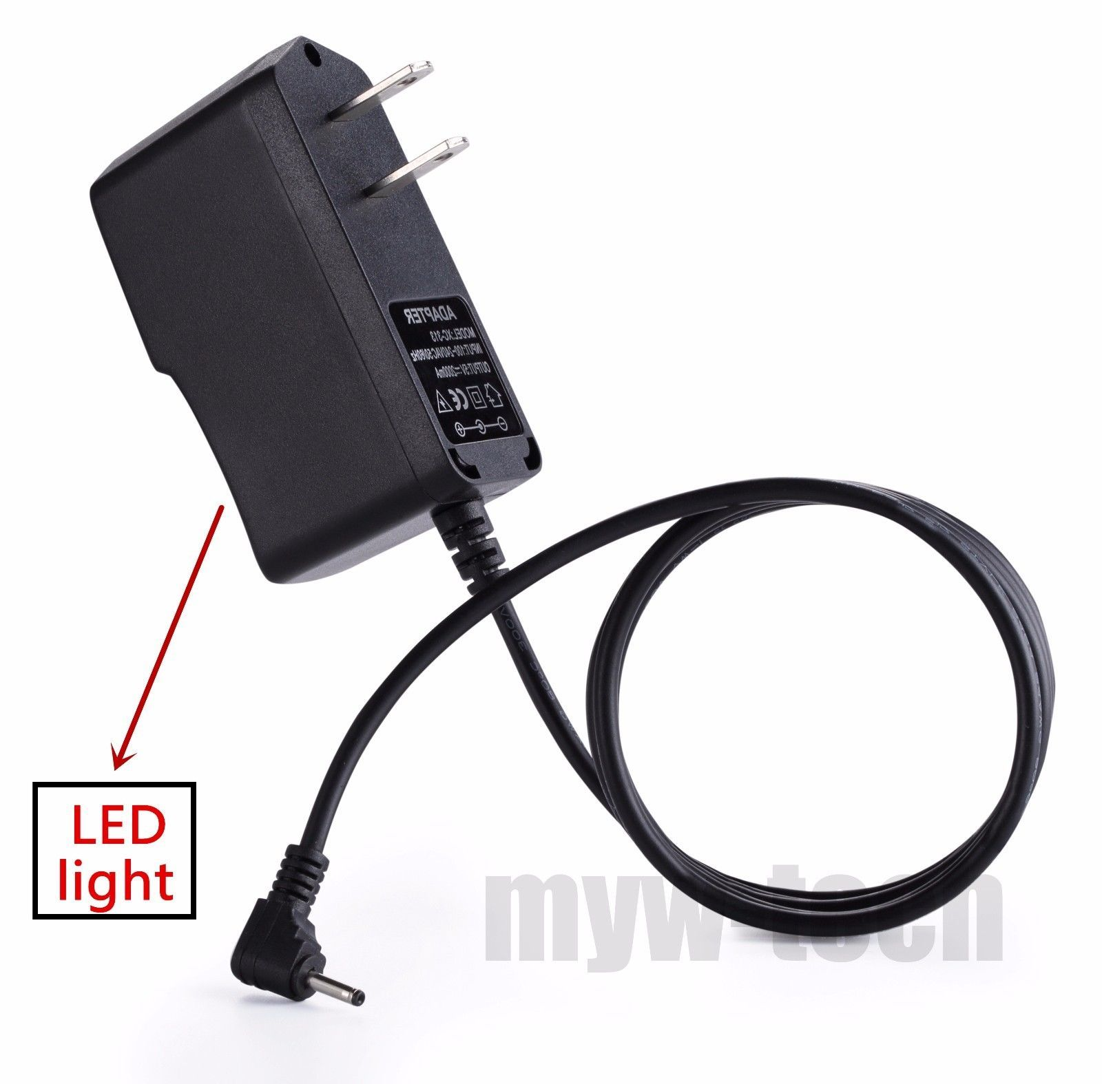 $4 99 - 2A Ac/Dc Wall Charger Power Supply Adapter For