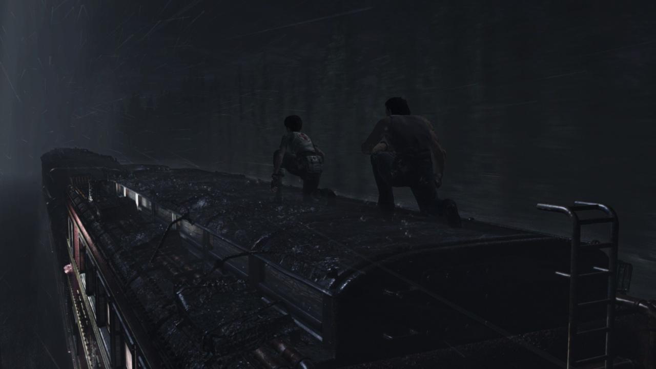 Resident Evil 0 Review Gamespot Resident Evil Train Video Games