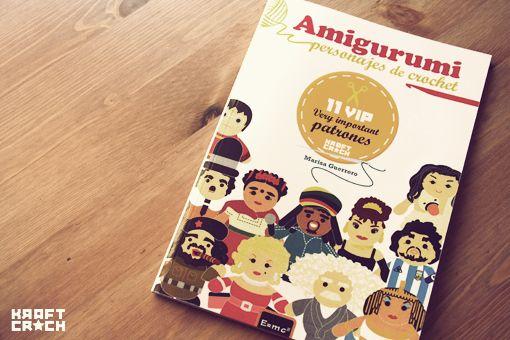 Amigurumi Crochet Personajes : Kraftcroch ☆amigurumi vip crochet vip amigurumi