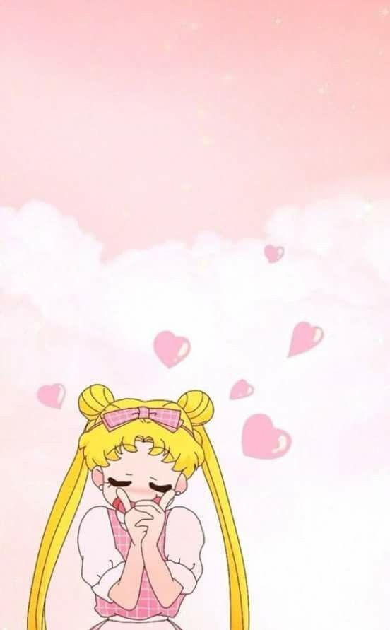 Aesthetic Wallpaper For Phone In 2020 Sailor Moon Wallpaper Sailor Moon Aesthetic Sailor Moon Character