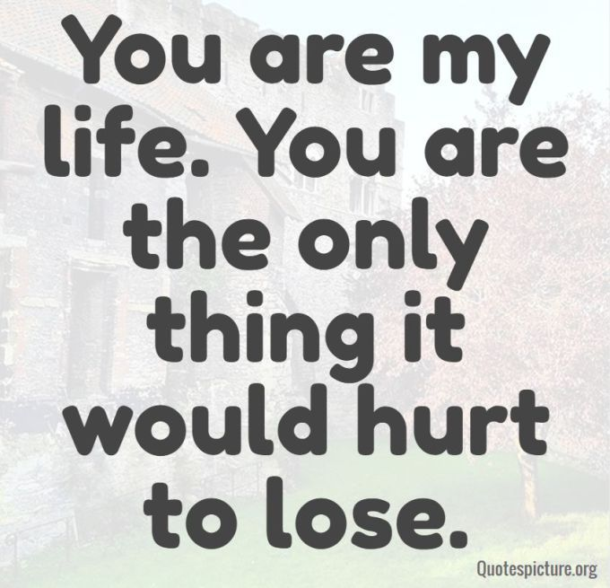 Love And Emotional Quotes For Him in 2020 | Love picture ...