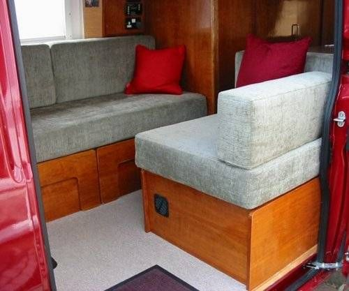 Diy Rv Sofa Bed Designed By Ian And Mad Mumsie Camper