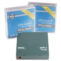 Dell 800 Gb 1 6 Tb Tape Media For Lto 4 120 Tape Drive 50 Pack