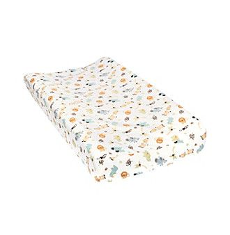 Trend Lab® Jungle Friends Changing Pad Cover