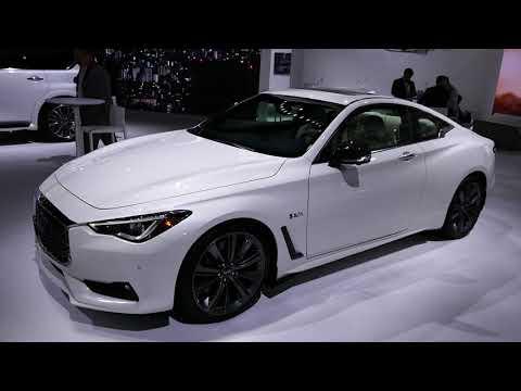 New 2020 Infiniti Q60 Sports Coupe 2019 La Auto Show Los Angeles Ca Youtube Sports Coupe Infiniti La Auto Show