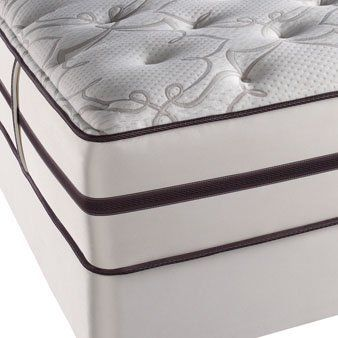 full simmons beautyrest elite west caldwell plush firm mattress by simmons latex and