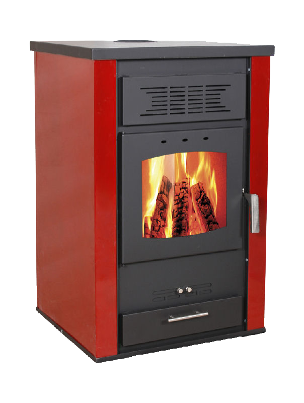 Caldera le a 30kw se puede instalar en un comedor central for Calderas de lena para radiadores de agua