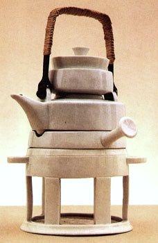 Creo, queridas ceramistas, que la Bauhaus es una fuente de inspiración importante. Bauhaus Mocha Machine, 1923