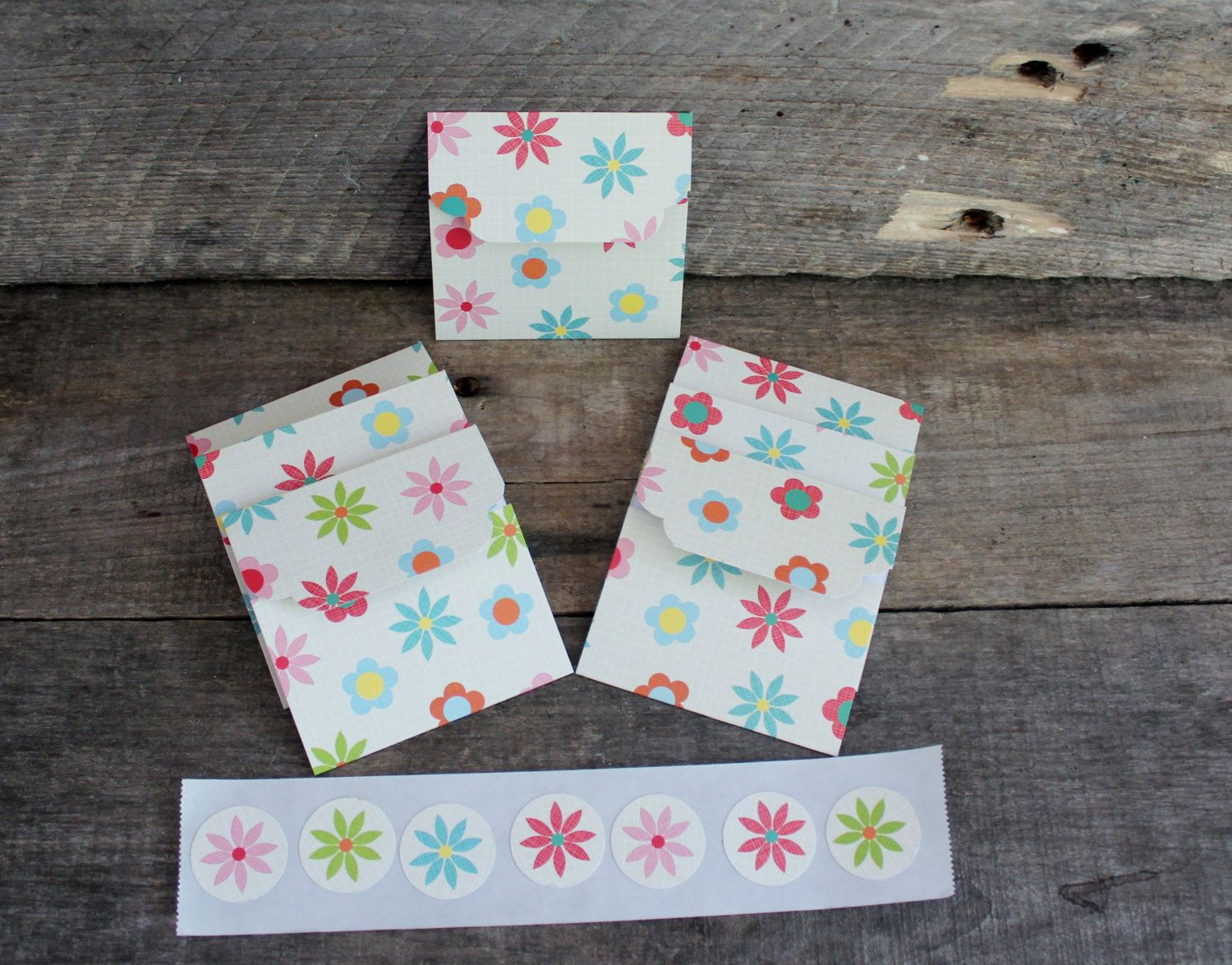 small blank note cards