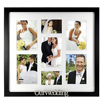 Malden Our Wedding 7 Opening Collage Frame Collage Frames Wedding Frames Frame Wall Collage