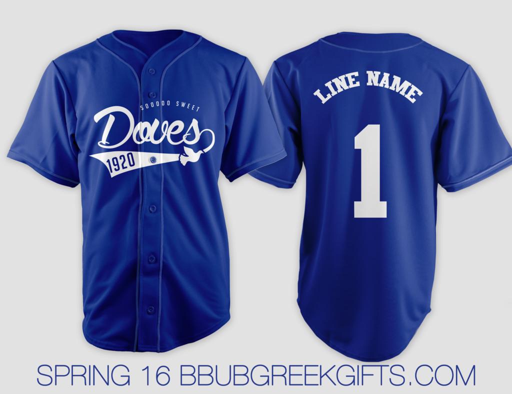 Doves Baseball Jersey Jersey Baseball Jerseys Baseball