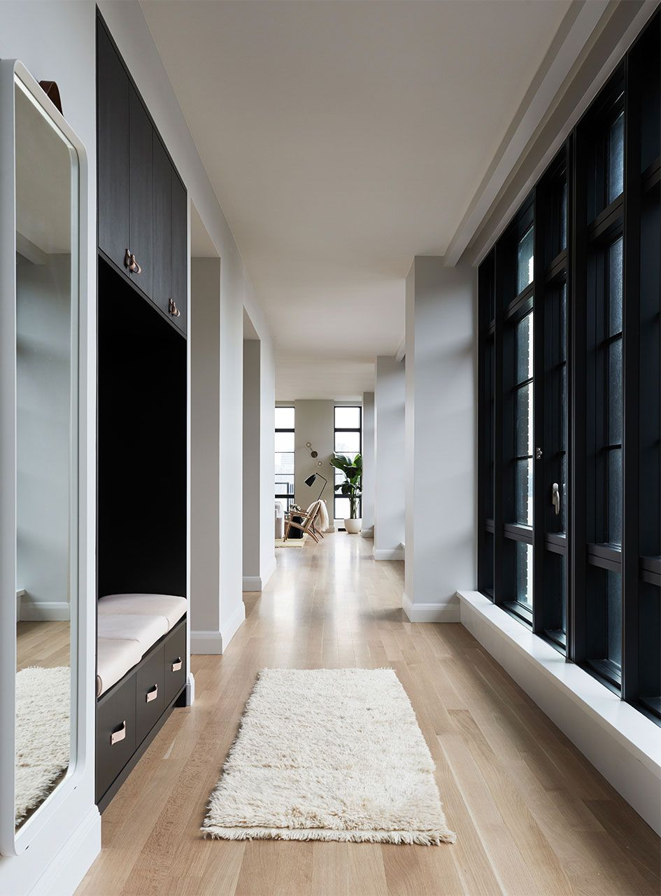 A Beautifully Renovated New York City Apartment with ...