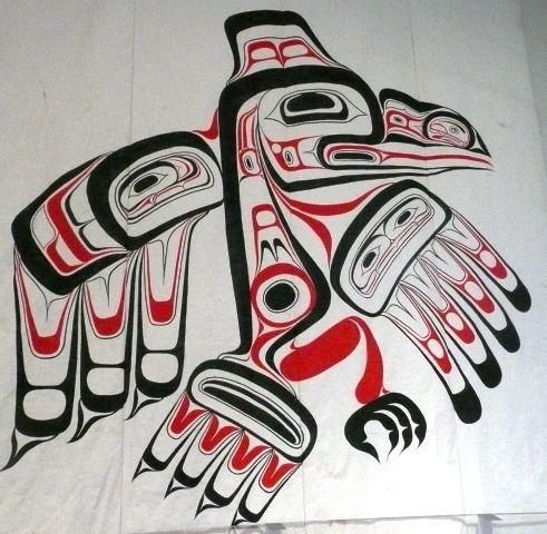 how to draw canadian aboriginal art
