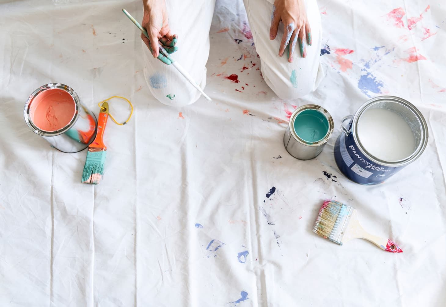 Tossing unused paint is more complicated than you think in
